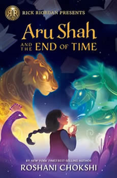 Aru Shah and The End of Time | Roshani Chokshi Young Adult