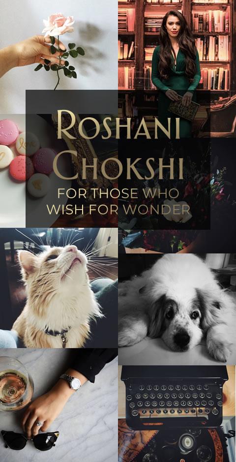 Roshani Chokshi - For Those Who Wish for Wonder